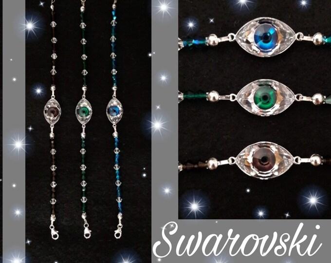 Braccialetti Swarovski Eyes - Swarovski Eyes Bracelets