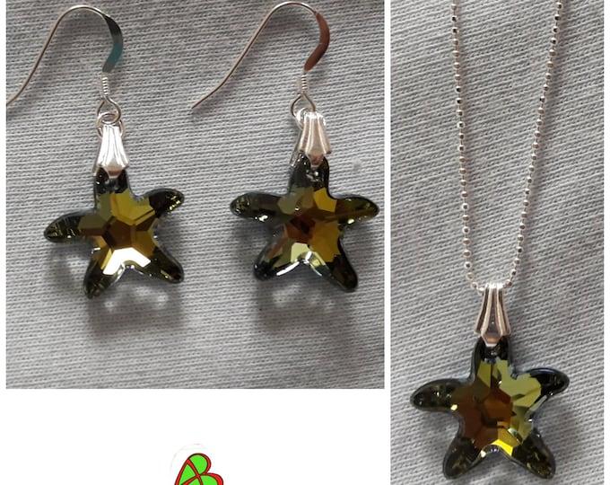 Swarovski Star Lucky Jewelry - Swarovski Lucky Star Jewels