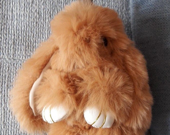 Plush Keychain - Bunny