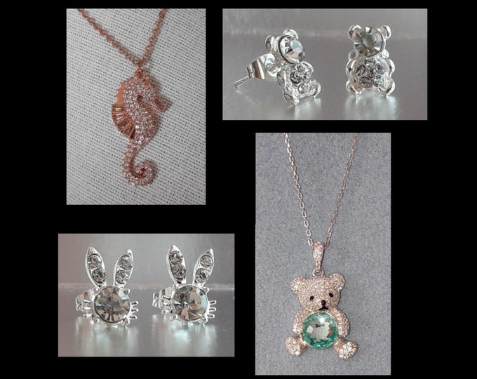 Precious Jewelry - various fantasies