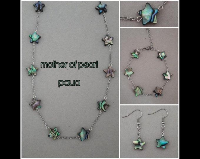 Paua Star Jewelry - Paua Star Jewels