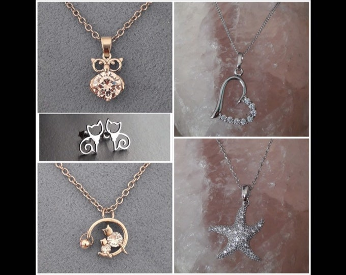 Steel Necklaces - Miscellaneous Fantasies