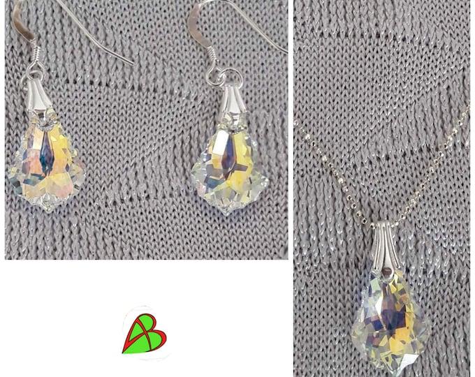 Swarovski Flame Jewelry - Swarovski Flame Jewels
