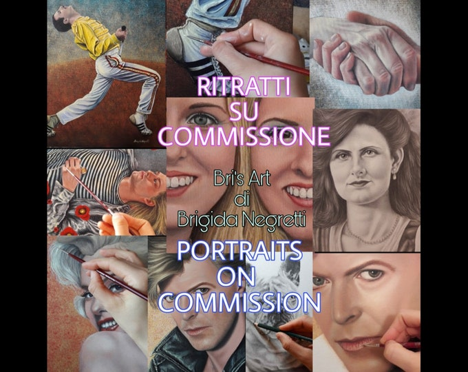 RETIS on commission - Bridget Negretti (Artist)
