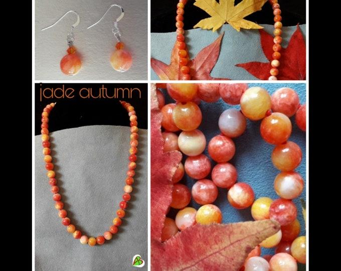 Jade Autumn Jewelry - Autumn Jade Jewels