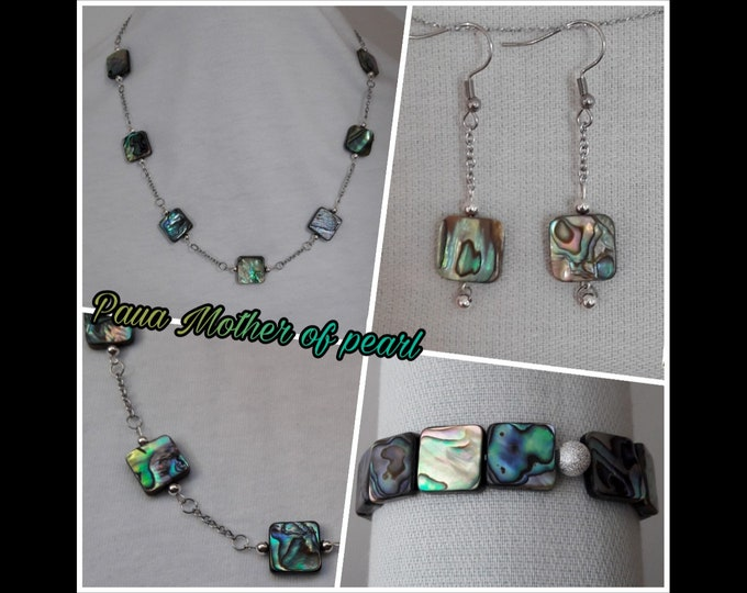 Paua Sea Jewelry - Paua Sea Jewels