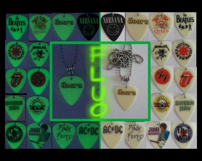 FLUO Rock Necklaces