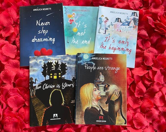 Libri di Angelica Negretti