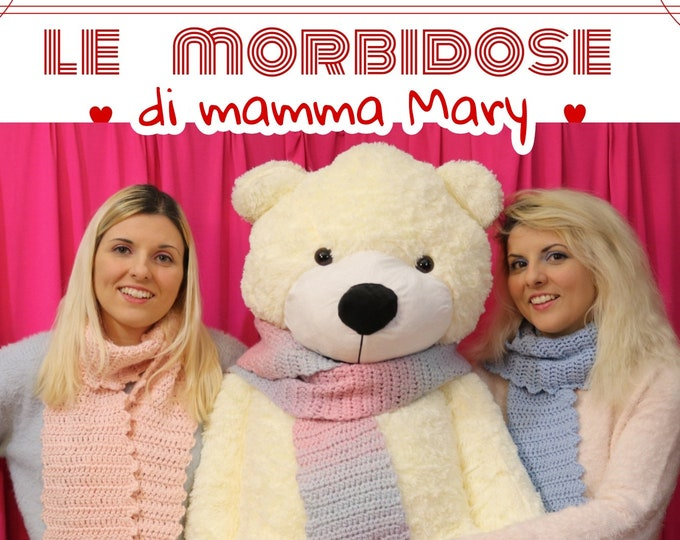 Wool scarves - Mama Mary's Softse