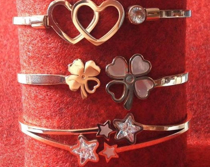 Bracciale Acciaio Inox - Stainless Steel Bracelet