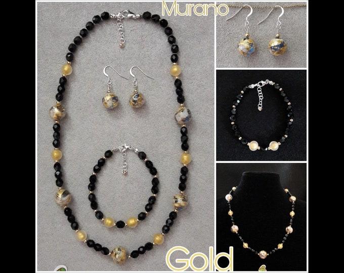 Gioielli Murano Gold - Murano Gold Jewels