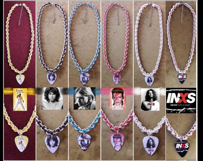 Rockstar necklaces
