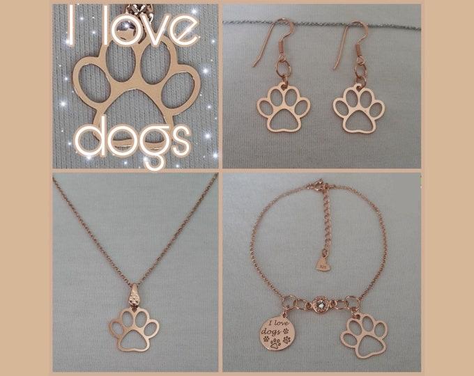 I Love Dogs Jewels - Gioielli