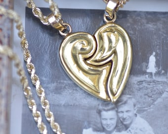Hearts Interlaced Necklace
