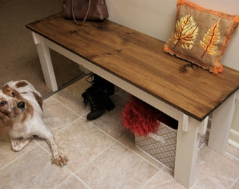 Solid Wood Furniture Etsy