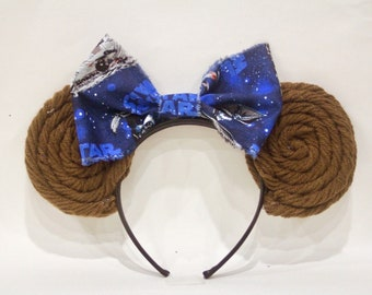 Star Wars Princess Leia Ears