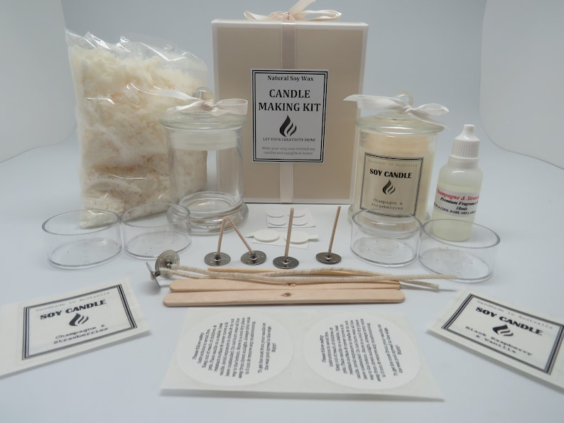 Candle Making Kit | Stay at Home Mum