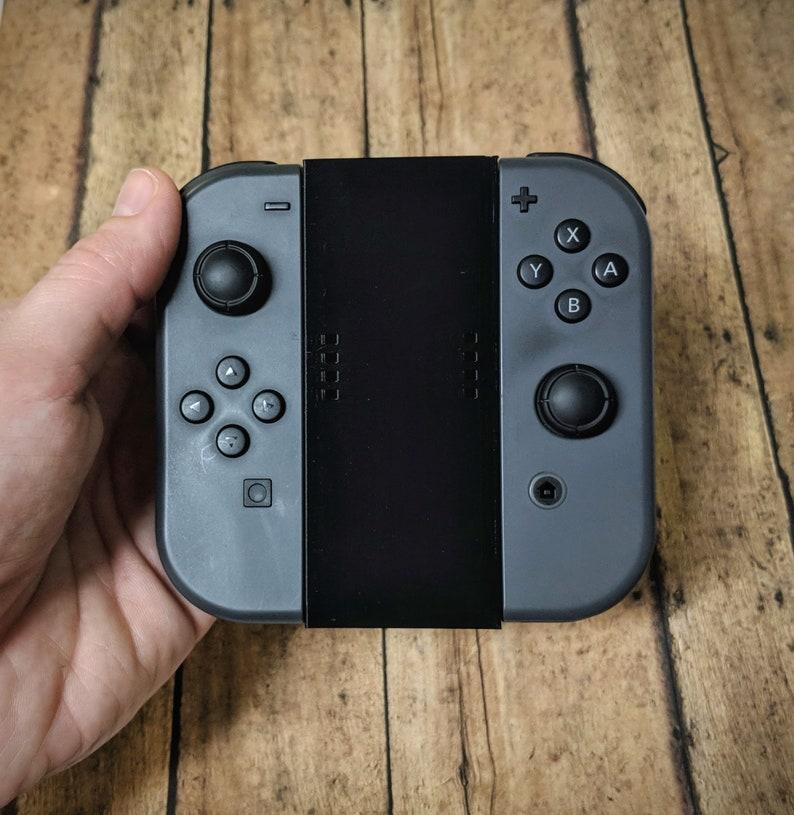 Nintendo Switch Basic Joy-Con Holder Grip Spacer Display 3D Printed