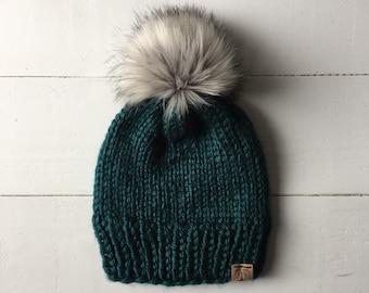 c3c352edf5981 The Classic Adult - Custom Color ~ knit hat