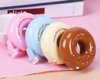 3 Fruit Correction Tape Pieces Correction Tape Kawaii Etsy