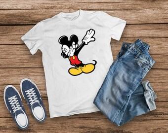 0cfd50d24 Dabbing Mickey, Boys Disney Shirt. Boys Mickey Shirt, Boys T-Shirt, Dabbing Mickey  Shirt,Disney Men Shirt,Disney Vacation Shirt, Disney 2019