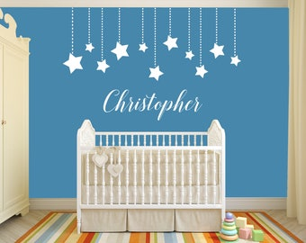 Custom Removable Kids Name Wall Decal **Free Domestic Shipping**