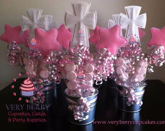 Baptism Centerpieces Etsy