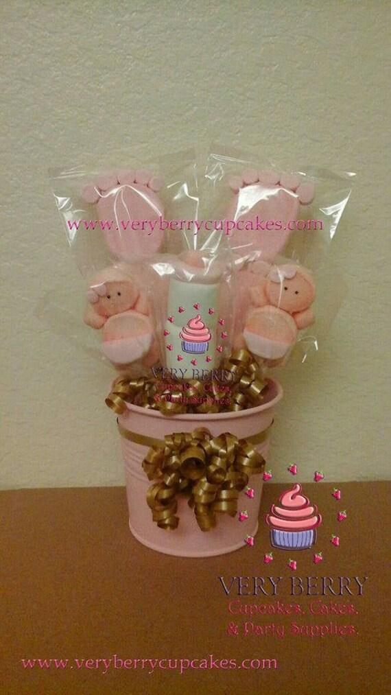 Mesa Baby Shower Nina.6 Girl Baby Shower Centerpieces