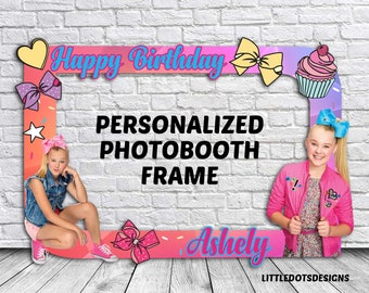 7d00eb85f86 Jojo Siwa Photo Booth