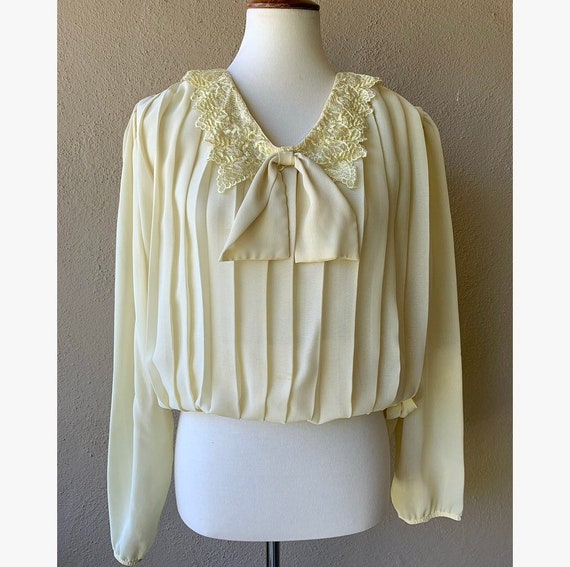 Key Lime Blouse