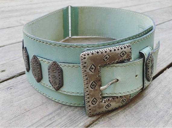 Vintage Studded Belt