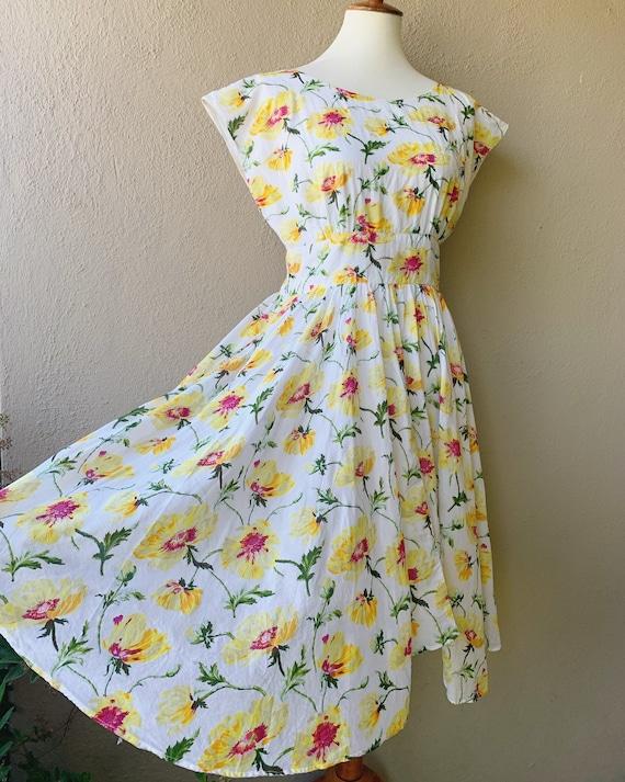 Poppies Dress