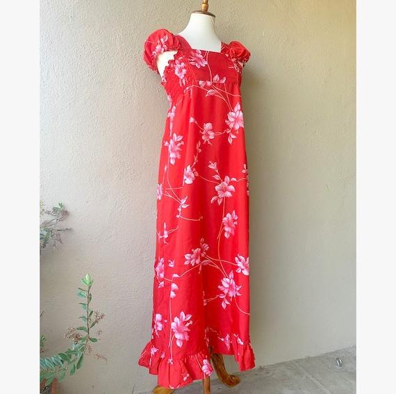 Royal Hawaiian Dress