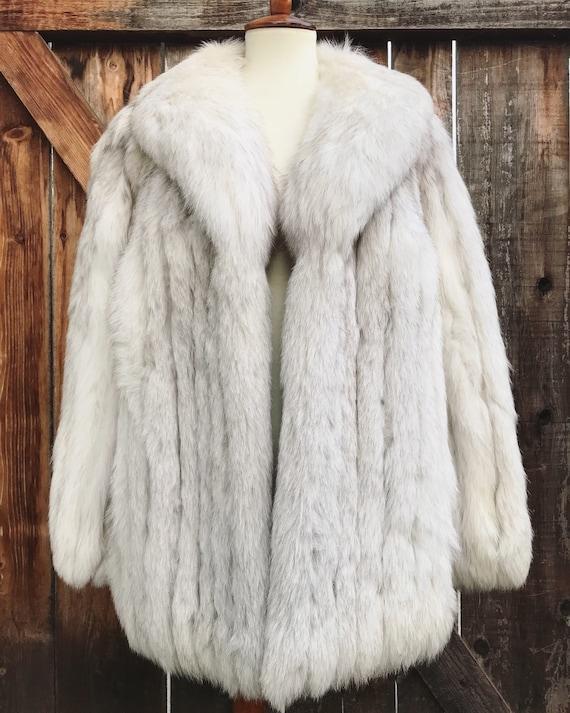 White Fox Fur Coat, White Fox Fur Coat Cost