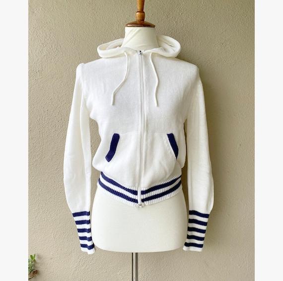 70s Striped Sweater