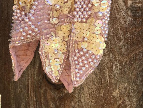 Sequin Asymmetrical Top - image 4