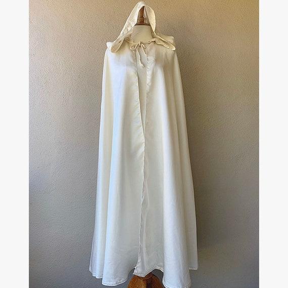 Ivory Pearl Cloak