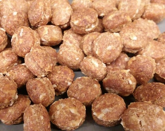 Dog Treats Homemade Cookies Banana Peanut Butter Fresh Healthy Pet Supplies Puppy Gifts Snacks Cookies Natural Baked  Baked Training Rewards