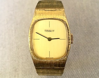 989eda7ab Vintage 1970's Tissot Ladies Wristwatch