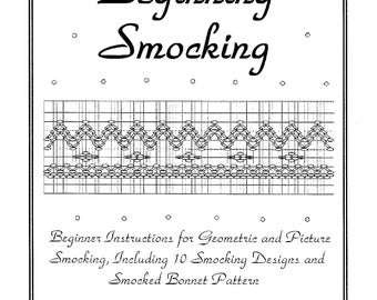Creations by Michie' - BEGINNING SMOCKING By Michie Mooney