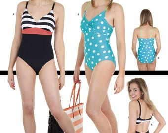 Jalie 3350 - One-Piece Swimsuits / 27 Sizes / Child & Adult