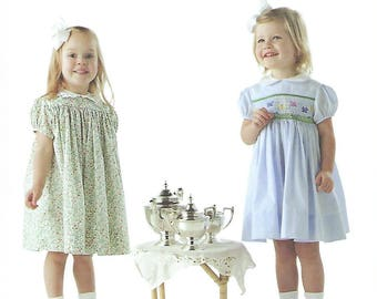 Children's Corner Sewing Pattern #10 / LEE / Sizes 6 mos - 3 and 4 - 8