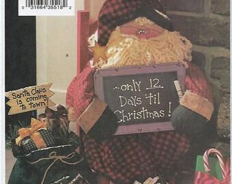 Butterick 3613 - Christmas Greeter