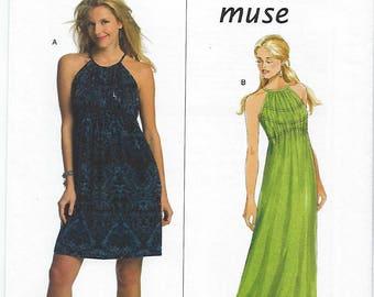 Butterick 5178 - MISSES Dress / Sizes 6, 8, 10, 12