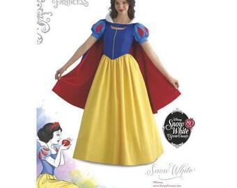 Simplicity 8489 - MISSES Snow White Costume