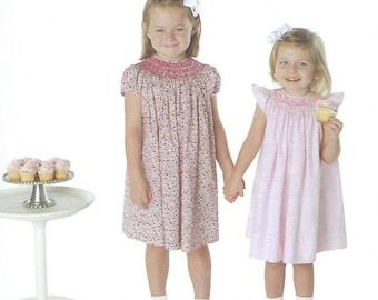 Children's Corner Sewing Pattern #3 / BISHOP / Sizes NB - 24 mos and 3 - 6