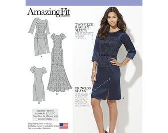 Simplicity 1249 - MISSES/WOMENS Special Occasion Dress
