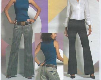Vogue 2907 - MISSES/MISSES PETITE Pants / Size 10, 12, 14
