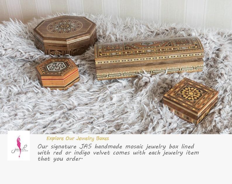 Jewelry Box,Chocolate box,velvet lined,large Box,Mosaic box,wedding gift wooden box,mother of pearl inlay Sweet Box HQ gift,Handmade box
