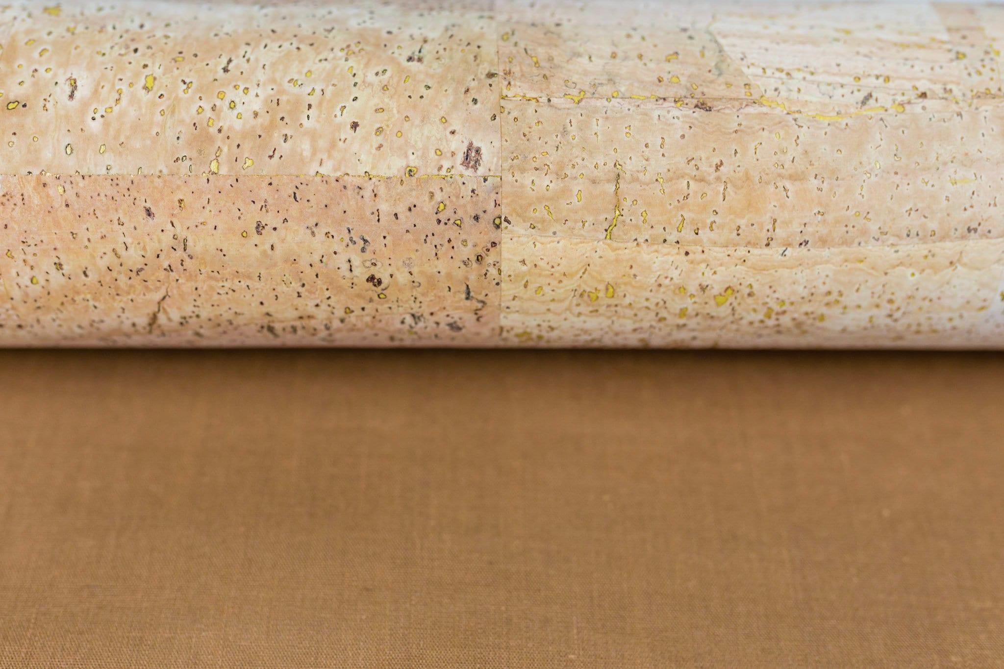 Tissu de Liège, tissu Vegan, mètre de de de Liège de Textile, cuir Liège portugais, alternatif, durable, 50x50cm, 20
